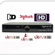 Digiturk HD kutusu
