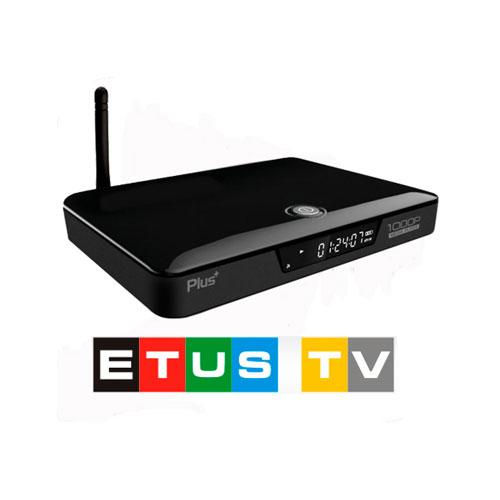 ETUS TV (Box + 1 års förlängning)