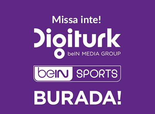 DIGITURK Bein Sport - 12 ay + 2!